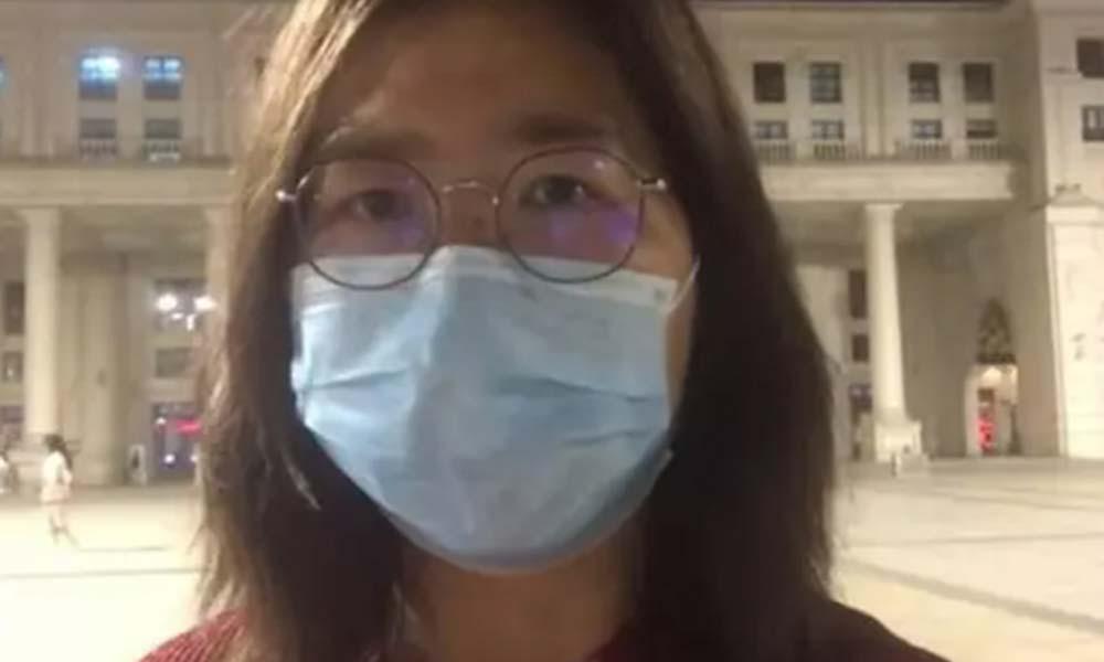 Vuhan'da salgın hakkında haber yapan Çinli gazeteci tutuklandı
