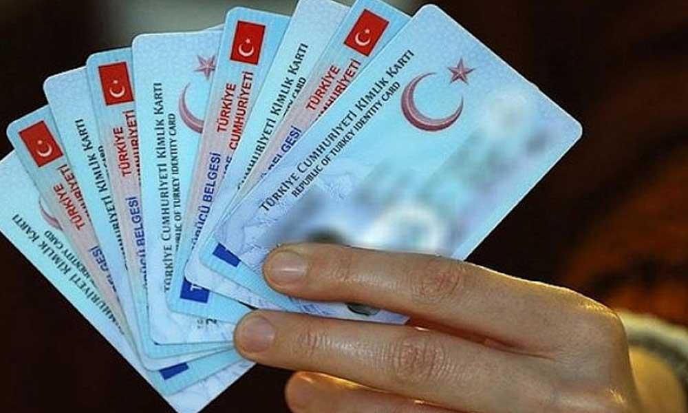 Çipli kimlik kartıyla para çekilebilecek