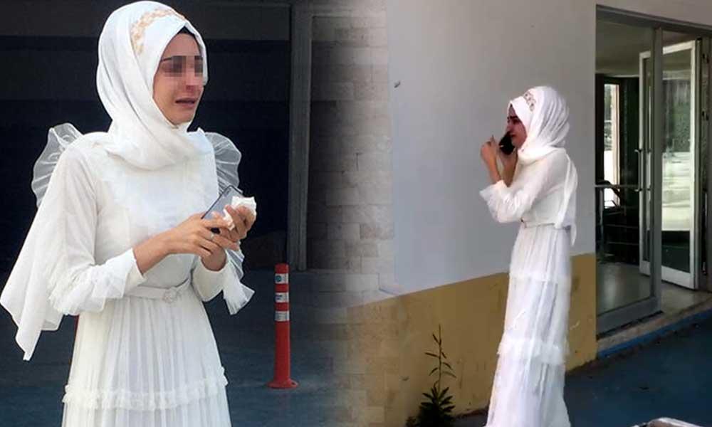 Zorla evlendirilmek istenen genç kadın nikahtan kurtarıldı