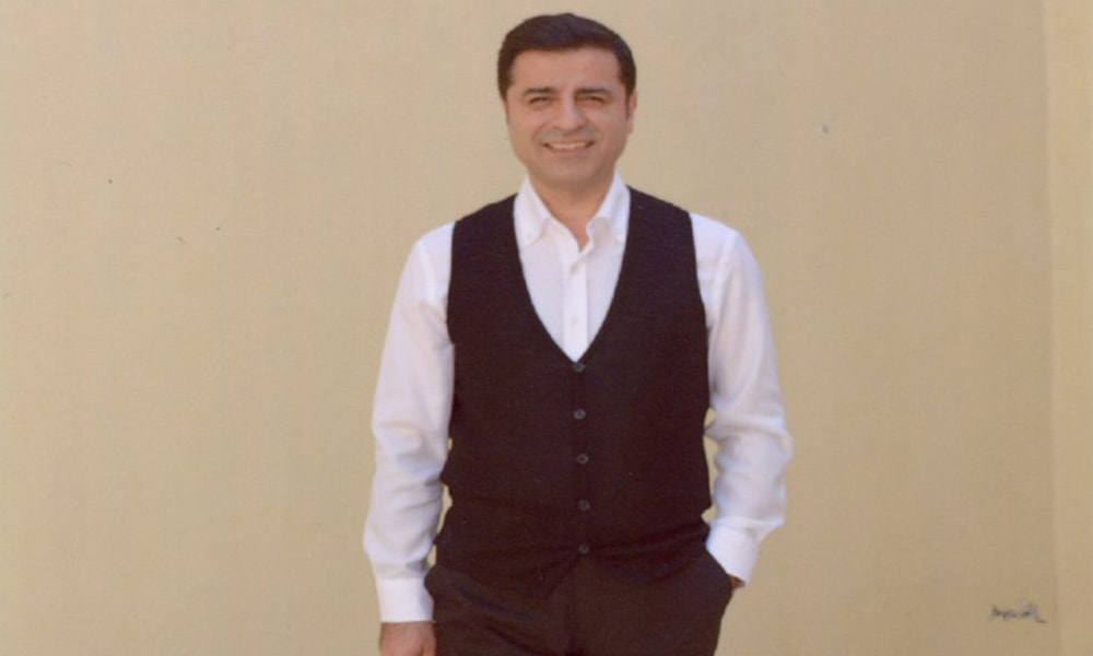 Selahattin Demirtaş'tan Marmara Depremi'nde hayatını kaybedenler için anma mesajı
