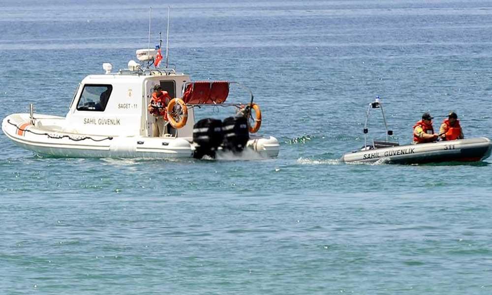 Hesap ödememek için denize atladı, gözaltına alındı