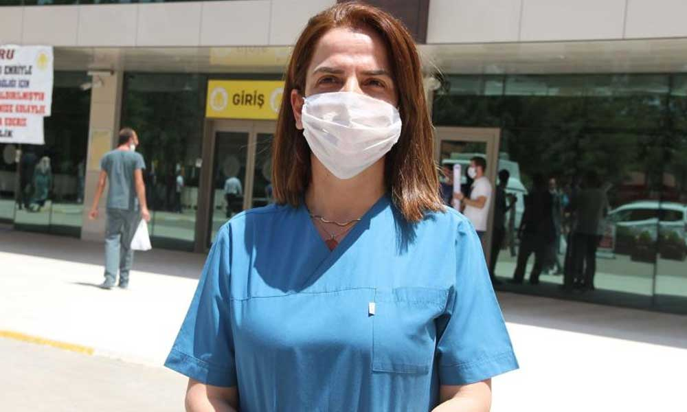 Diyarbakır'da pandemi hastaneleri doldu