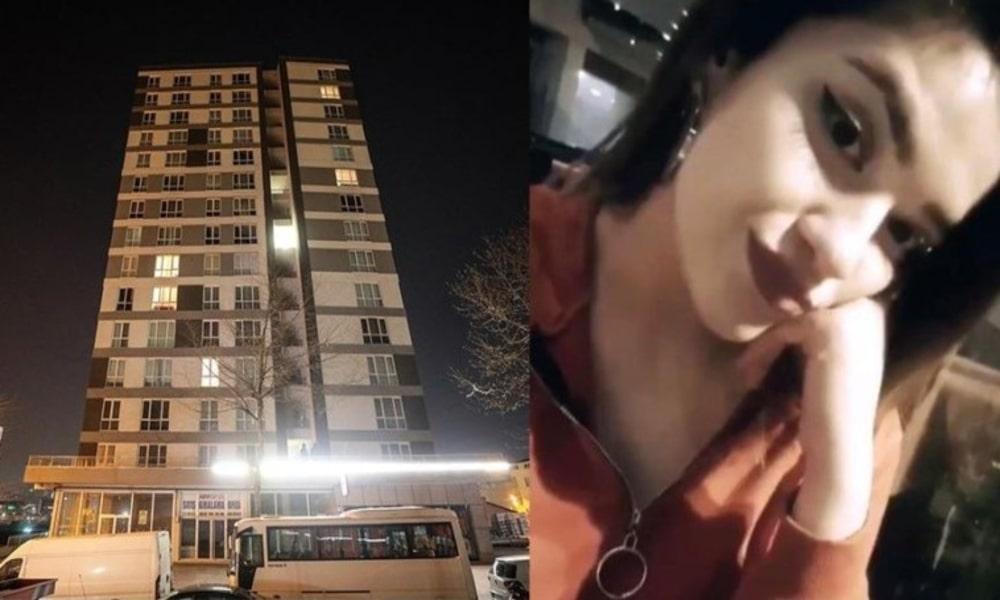 17 yaşındaki Ebru Erdem'in şüpheli ölümü! 'Düşmedi, itildi'