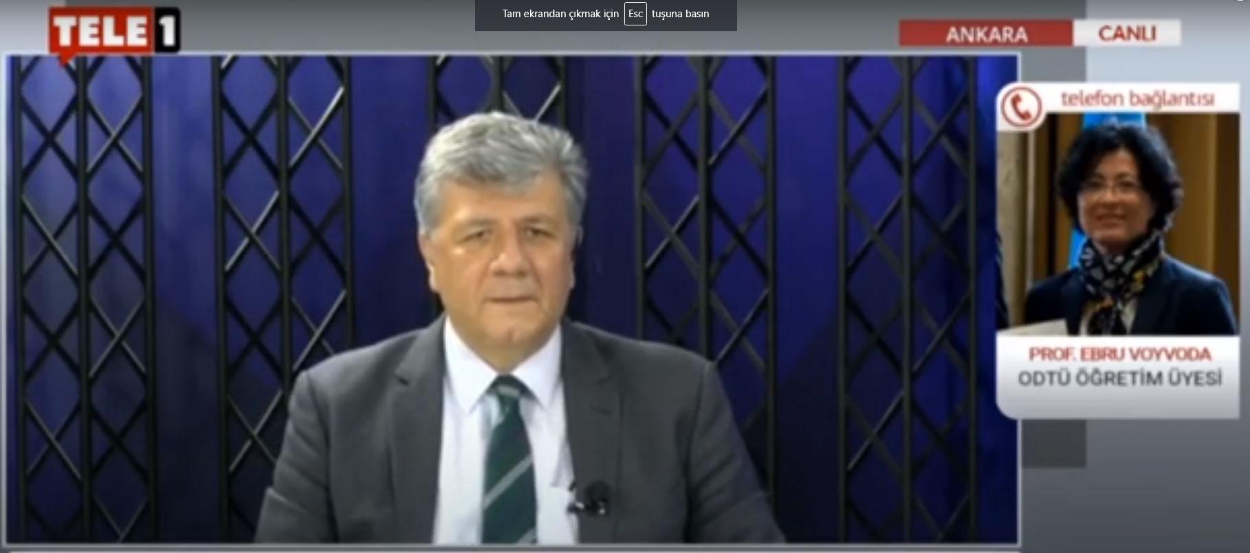 Ekonomide yüksek kredilendirme ve borçlandırma neden çözüm olamaz? Prof. Ebru Voyvoda anlattı