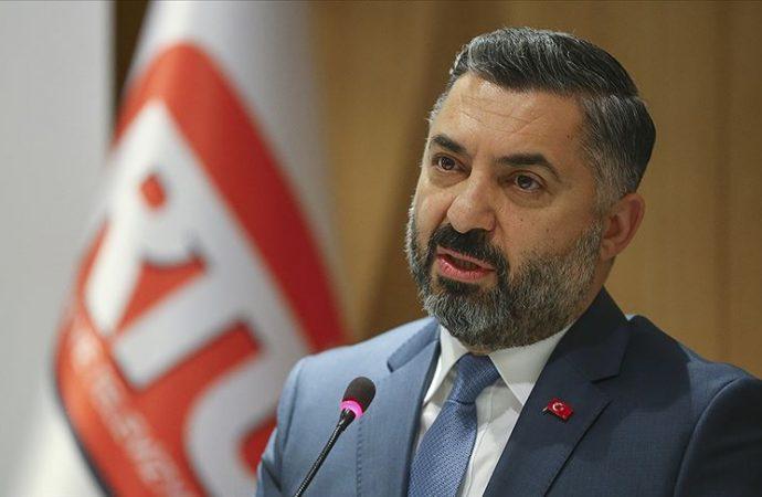 Ebubekir Şahin yeniden RTÜK Başkanı oldu: Milli ve manevi değerleri korumaya devam edeceğiz
