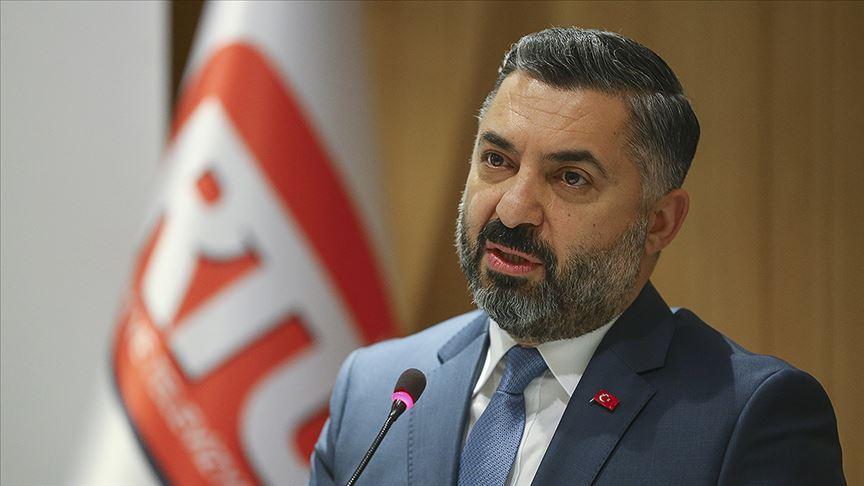 RTÜK Başkanı Şahin'den 'lebaleb' talimatıyla ilgili açıklama