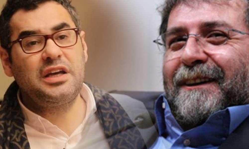 Enver Aysever'den Ahmet Hakan'a: Yavşak