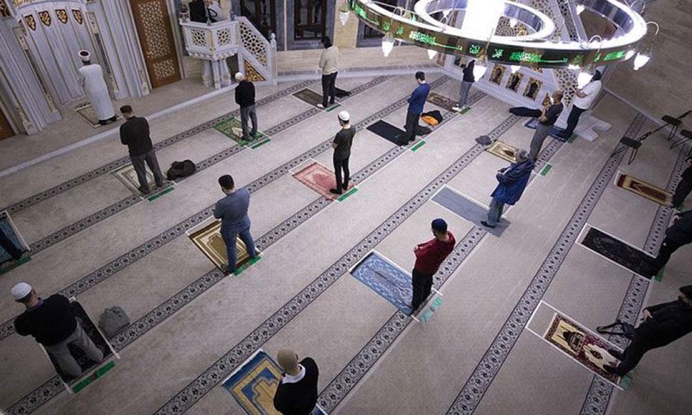 Camiler yarından itibaren tüm vakitlerde ibadete açılıyor!