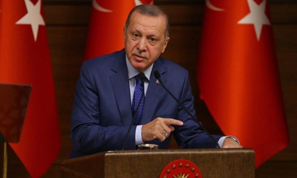 Erdoğan'dan flaş Ayasofya açıklaması