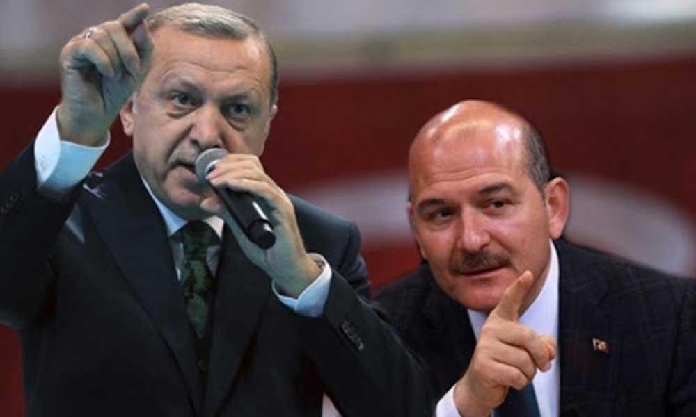 Yasağın iptal edilmesinin perde arkasında Soylu-Erdoğan gerginliği iddiası