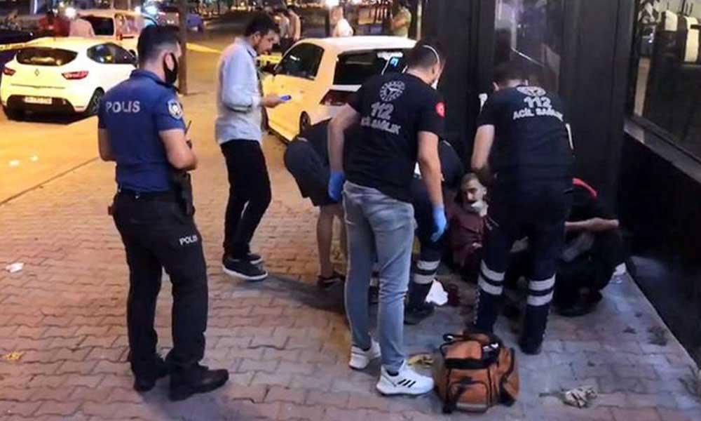 İstanbul'un göbeğinde otopark görevlisine kurşun yağdırdı!