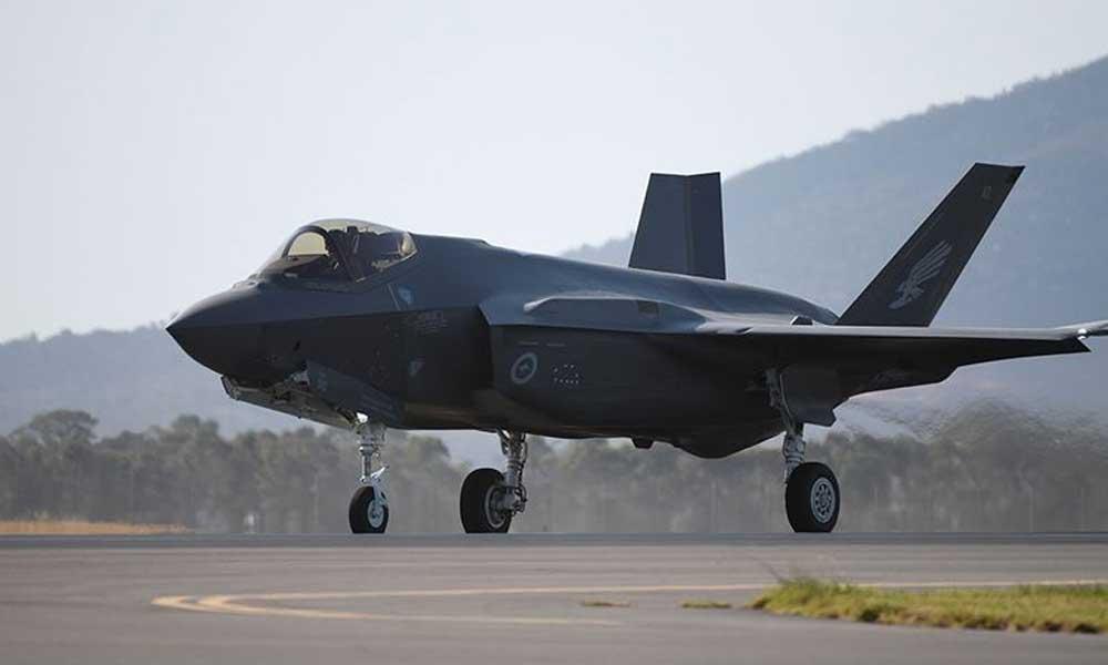 Türkiye'ye ait F-35'e el koyma yasası