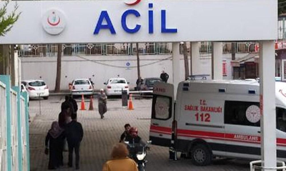 Yemeklerine fare zehri karışan 7 kişi hastaneye kaldırıldı