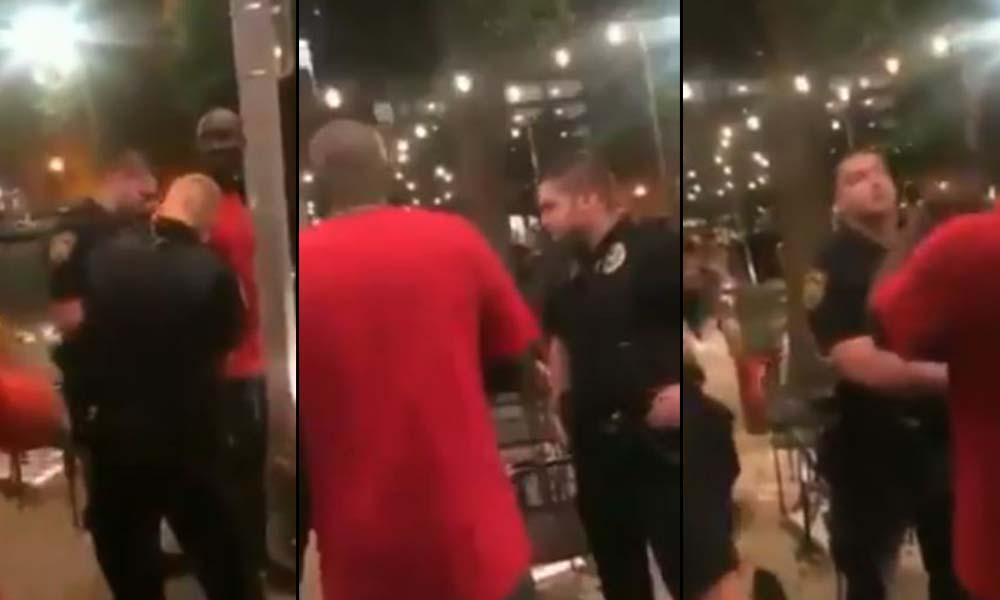 'ABD polisinin ten rengi nedeniyle gözaltına almaya çalıştığı kişi FBI ajanı çıktı' iddiası gündem oldu
