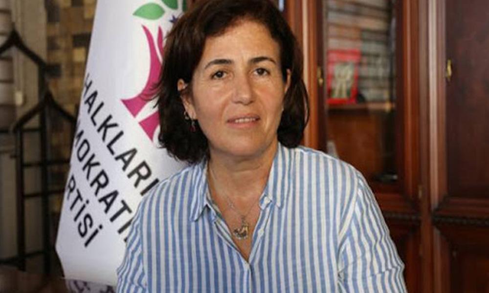 Tutuklanan Sur Belediyesi Eş Başkanı Filiz Buluttekin tahliye edildi