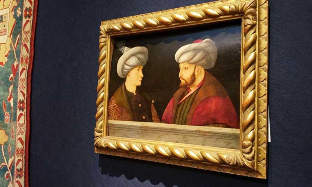 İBB'nin satın aldığı Fatih Sultan Mehmet portresinin akıbeti belli oldu