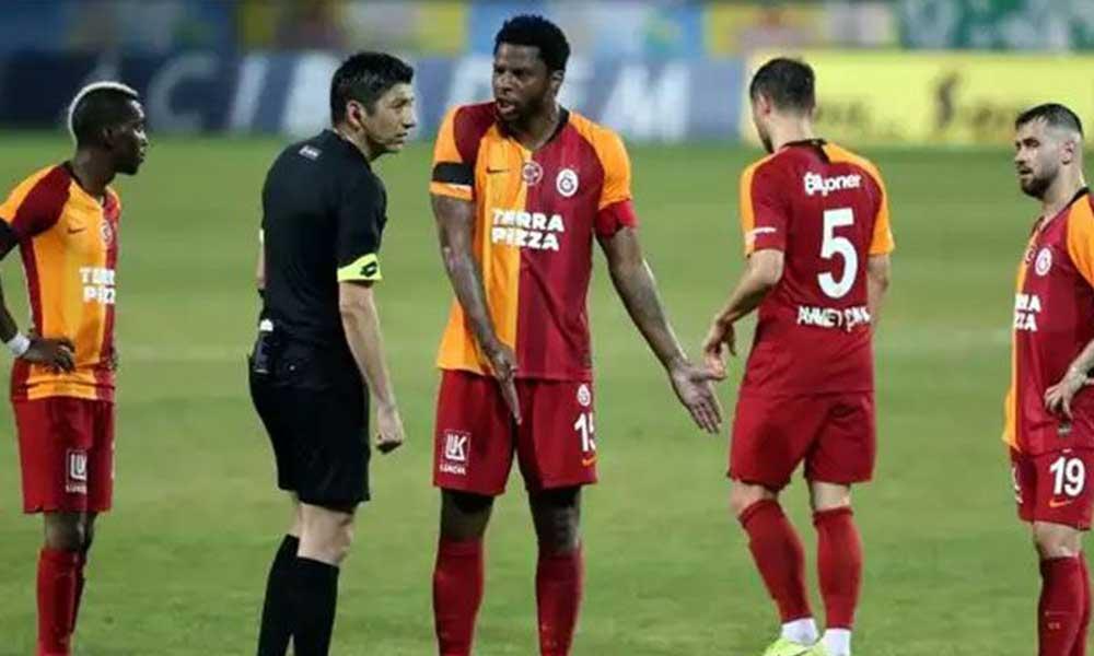 Galatasaray'dan çok sert açıklama: Artık bizim için 'cellat başı'dır