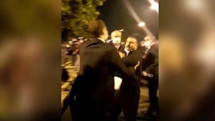 Ankara Emniyeti: Gazilere müdahale yok, can güvenlikleri için yola çıkmaları önlendi