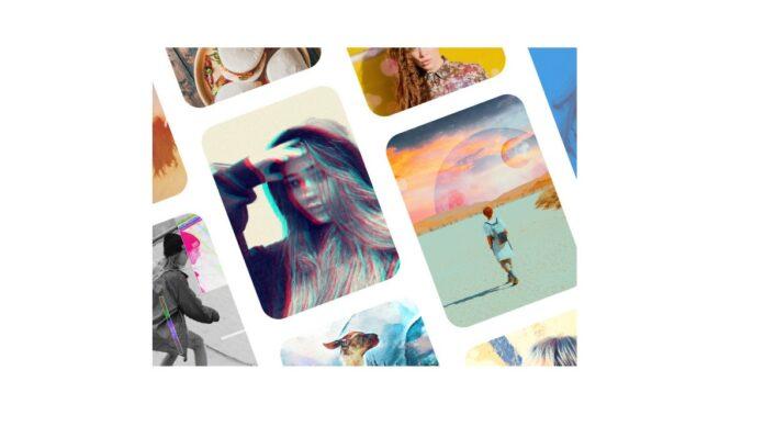 Adobe Photoshop Camera : Sıkı bir giriş yaptı