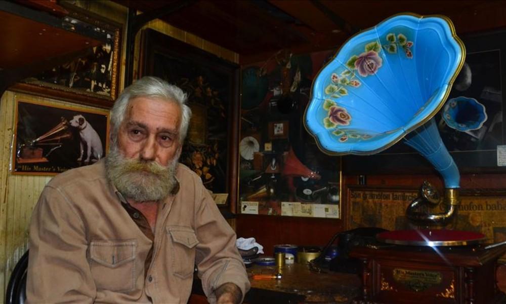 Kapalıçarşı'nın 'Gramofon Babası' Mehmet Öztekin hayata veda etti