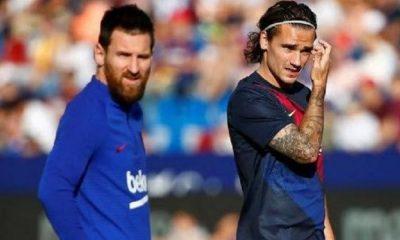 Barcelona idamanında kavga… Messi ve Griezmann birbirine girdi!