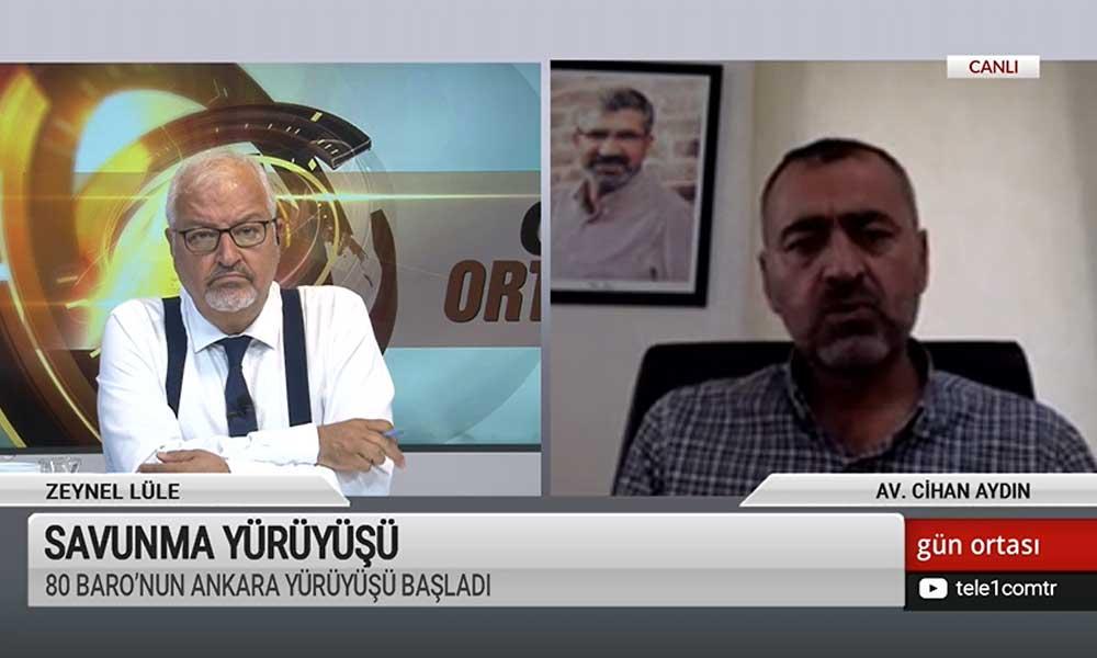 Diyarbakır Barosu Başkanı: Kutuplaşan toplumu daha fazla kutuplaştırmaktan başka bir adım değil