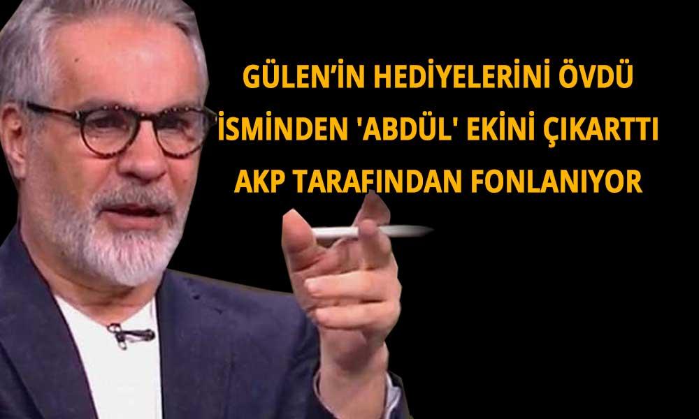 Cumhuriyet düşmanı Abdülhamitçi kin kustu!