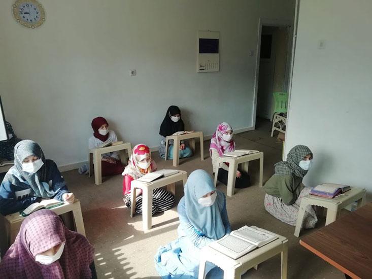 'Yeni normal': Okullar kapalı, kuran kursları açık