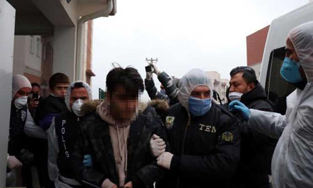Karantina yurdunda 'devleti aşağılama' iddiası: 7 yıla kadar hapis istemi