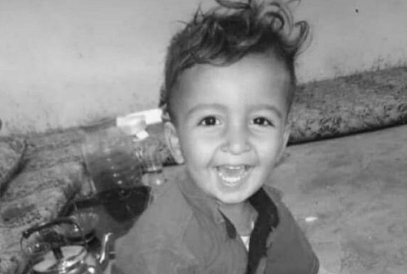 2 yaşındaki çocuk pompalı kurbanı oldu
