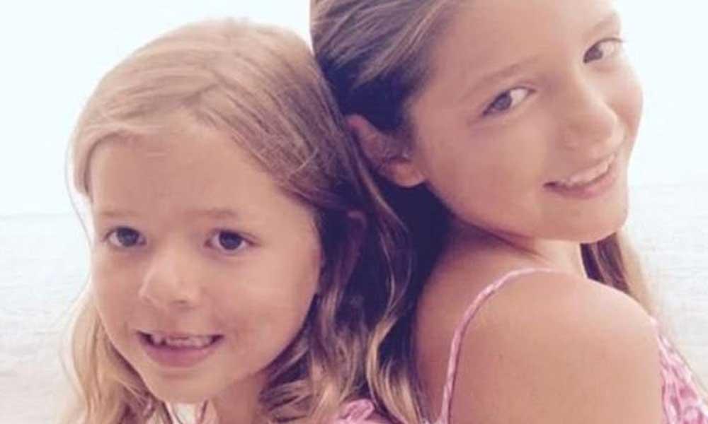 İki kız kardeş hamakta can verdi