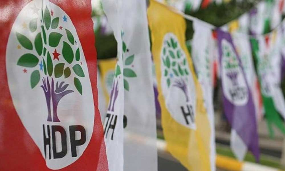 Elazığ'da belediye eş başkanlarına gözaltı