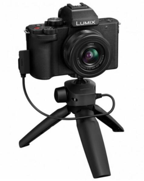 Lumix G100 : Vlog tutkunları için tasarlandı