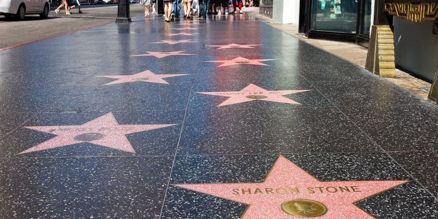Hollywood Şöhret Yolu'nda ilk kez bir Türk'ün adı yer alacak