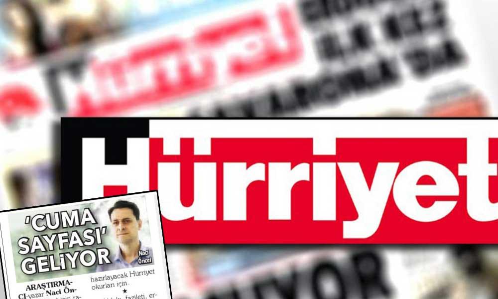 Demirören Hürriyet'te Cuma sayfası başlatıyor… Ahlak ve fazileti öğretecek!