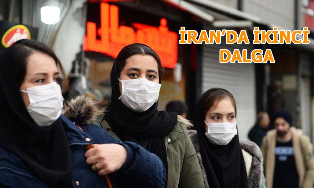 Gümrük kapıları açılırken İran en yüksek vaka sayısını gördü