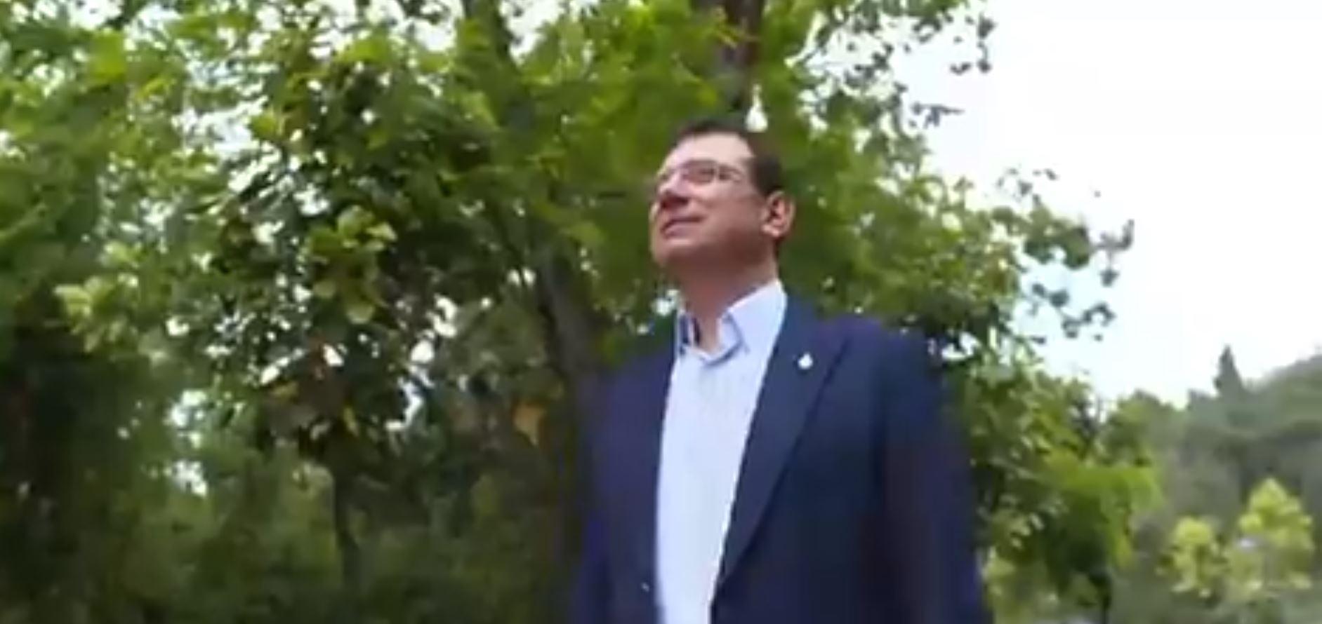İmamoğlu İstanbulluları ormana çağırıyor