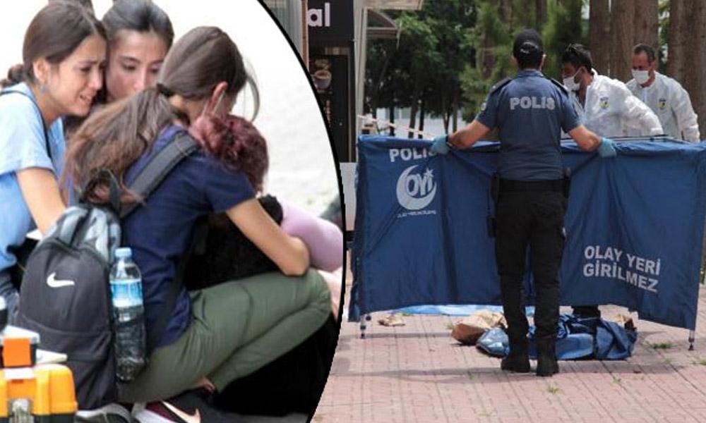 Ege Üniversitesi'nde çatıdan düşen işçi hayatını kaybetti