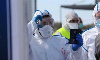İsrail'de, Pfizer aşısından 13 kişi yüz felçi oldu!