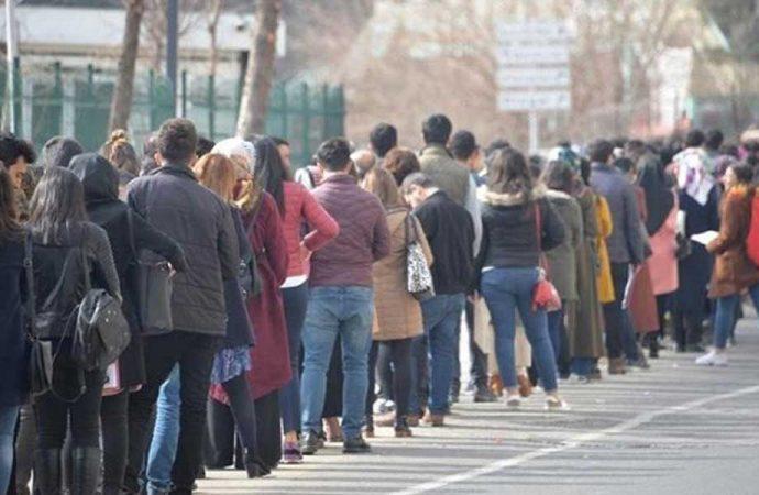 1 milyona yakın kişi işsiz kalabilir