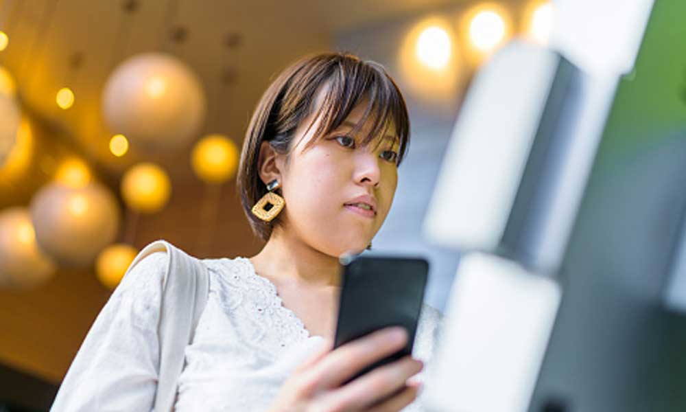 Japonya'da yürürken telefon kullanmak yasaklandı