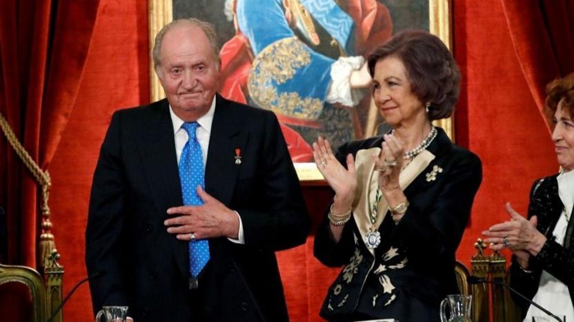 İspanya Kralı Juan Carlos'a yolsuzluk soruşturması
