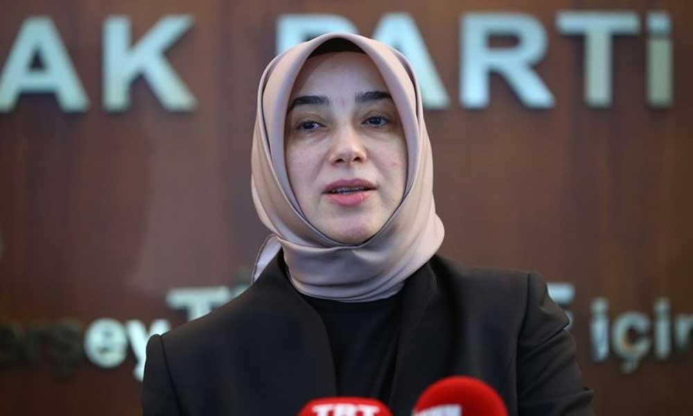 AKP: Biz gelmeden önce ülkede kadın kelimesi yoktu