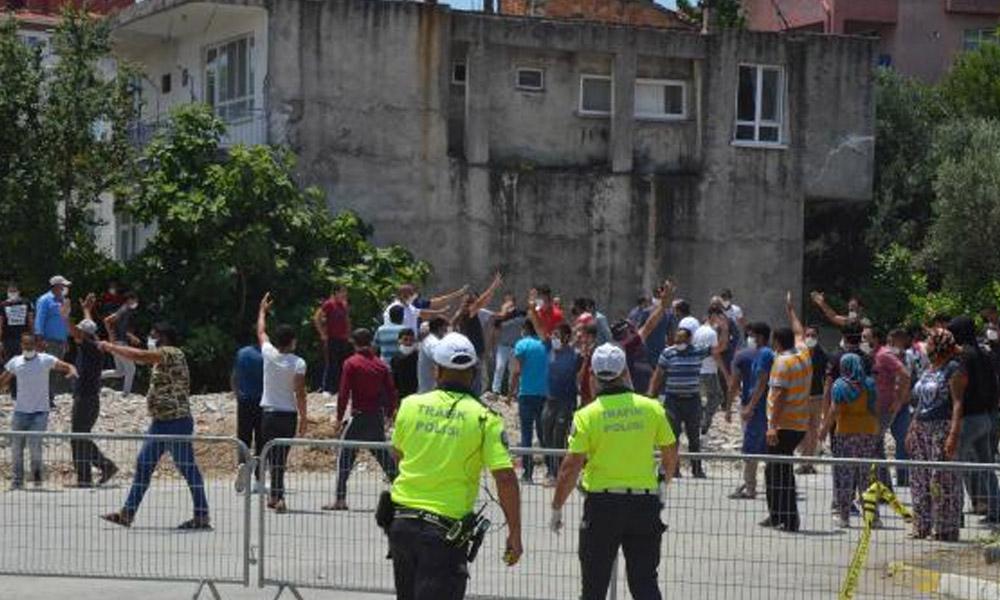 Karantina uzatıldı mahalleli isyanda!