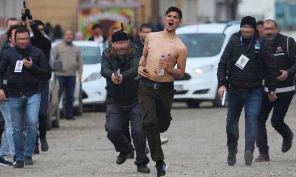Kemal Kurkut 'yerden seken kurşunla hayatını kaybetti' diyen mahkeme sanık polise 9 yıla kadar hapis istedi