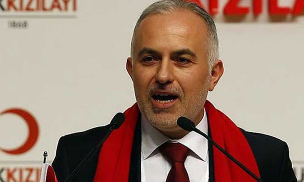 Kızılay Başkanı Kerem Kınık'tan nefret dolu sözler…