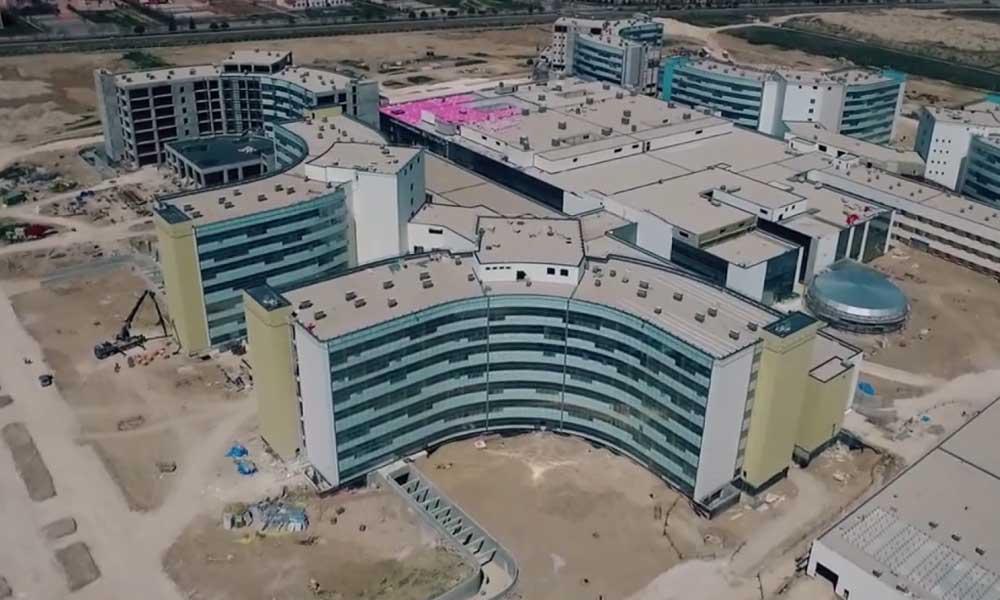 Şehir Hastanesine iş başvurusunun adresi MHP!