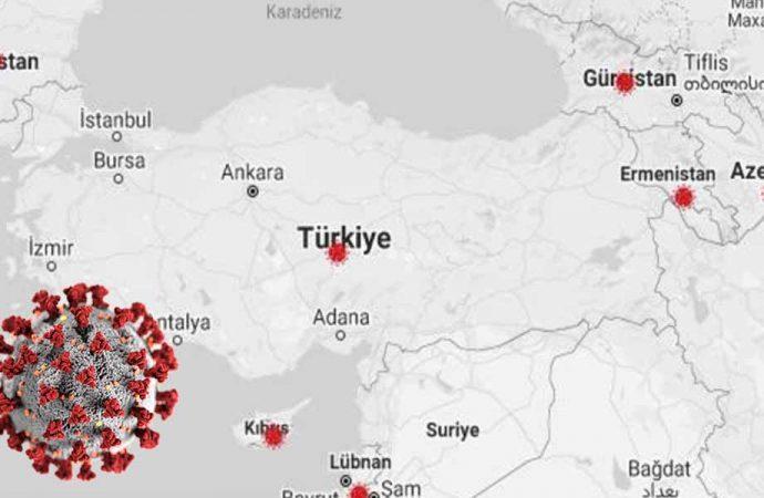 Türkiye'de koronavirüsten can kaybı 5 bin 241 oldu