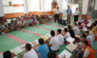 Diyanet salgın dinlemedi: Okulda yasak camide serbest!