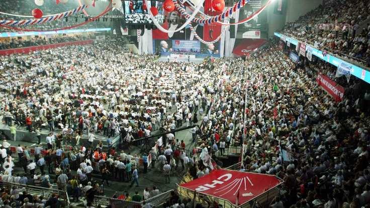 Mahkemeden CHP Kurultayı'nın ertelenmesi talebine ilişkin karar